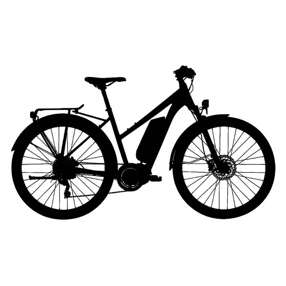 bASECAMP Vélo Électrique - Femme