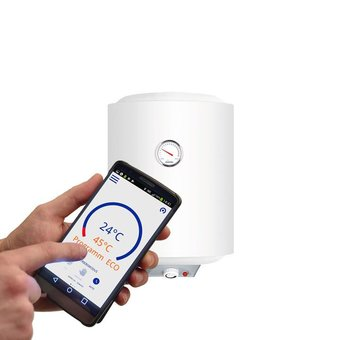 Kospel S.A. Ein Boiler 30 Liter ist ideal für kleine Räume