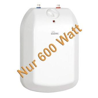 Kospel S.A. POC.D-5 Luna inox, Untertisch, 5 Liter 600 WATT Speicher - druckfest