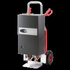 mobile Heizzentrale 21 kW für Bautrocknung Estrichtrocknung Notheizung