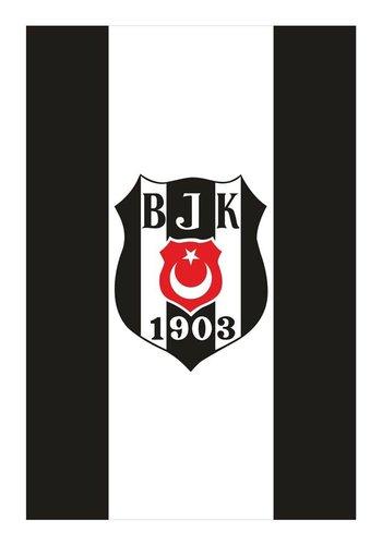 BJK nieuw vlag 300*400