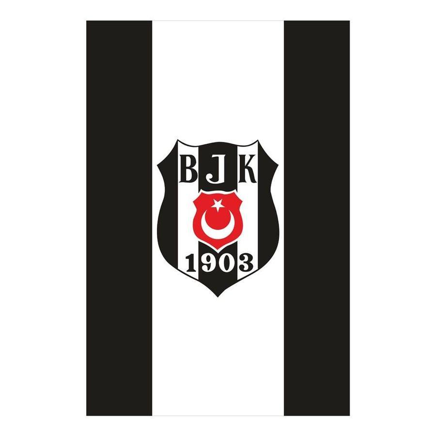 BJK nieuw vlag 400*600