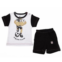 BJK es911 outfit with Kids shortss