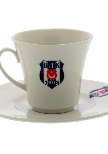 BJK tweedelig koffieset