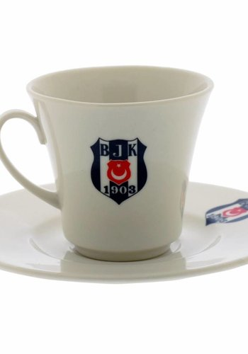 BJK two-piece coffee set