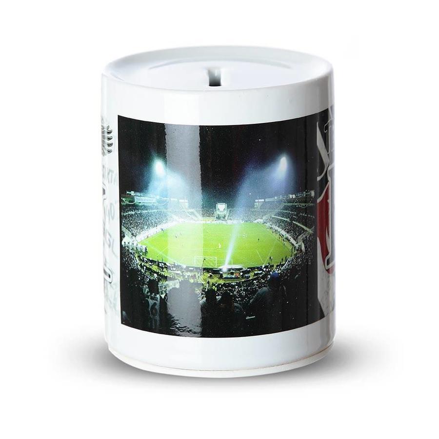 BJK cylinder money box 'tek aşk'