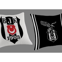 Beşiktaş logolu kirlent 1345