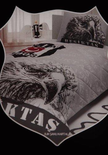 BJK bettüberwurf set 'şanlı kartal'