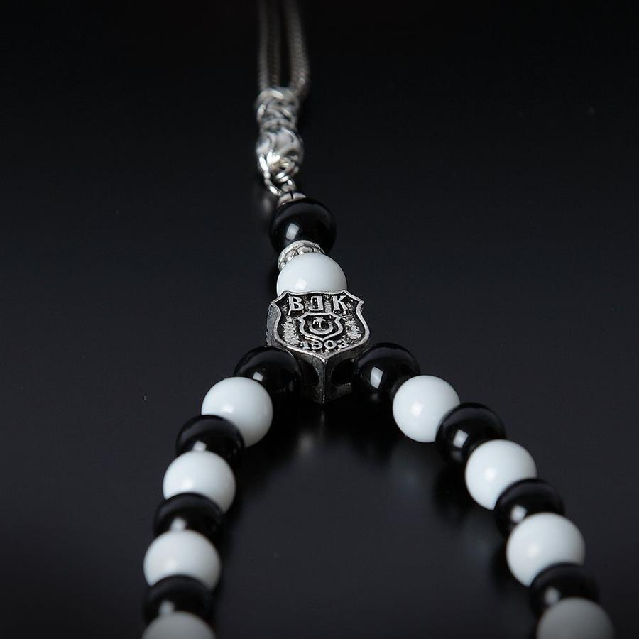 BJK rosary with logo