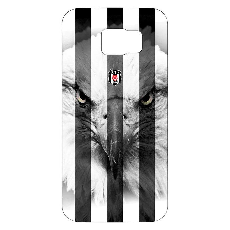 BJK samsung S6 striped black eagle cover