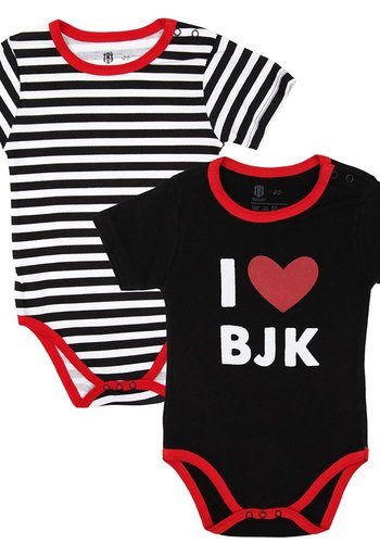 BJK y17esb21 body set of 2 black