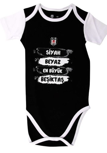 BJK bebek body 06 siyah