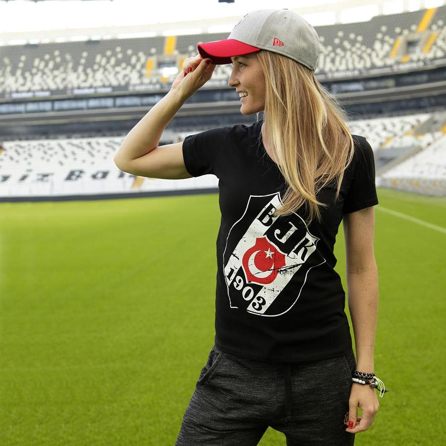 8717125 kdn T-shirt siyah