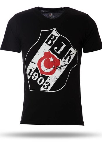 7717125 erk T-shirt siyah