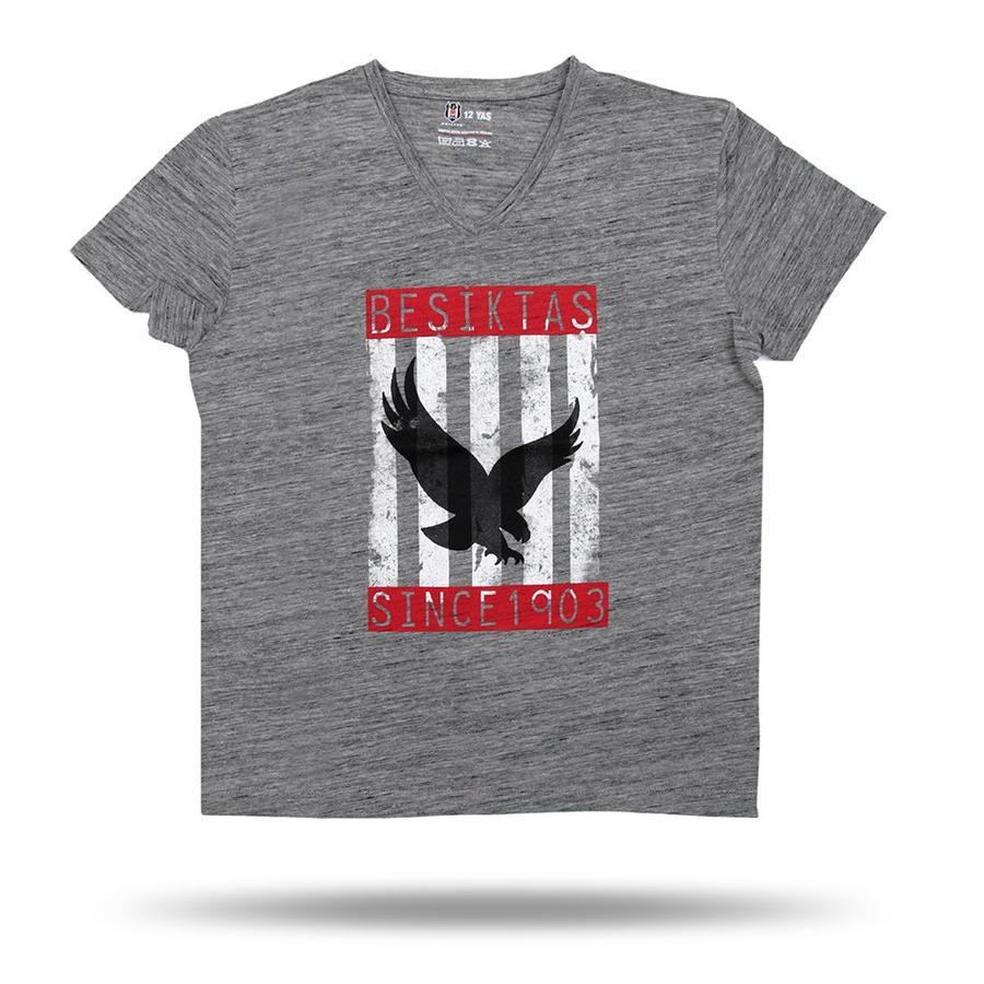 6717147 t-shirt enfants gris