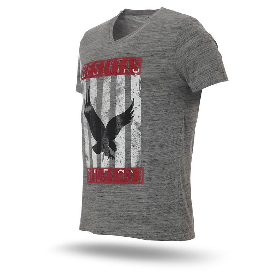 7717147 t-shirt homme gris