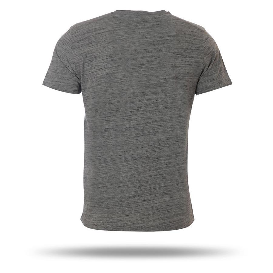 7717147 t-shirt herren grau