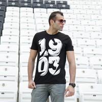 7717158 Mens T-shirt black
