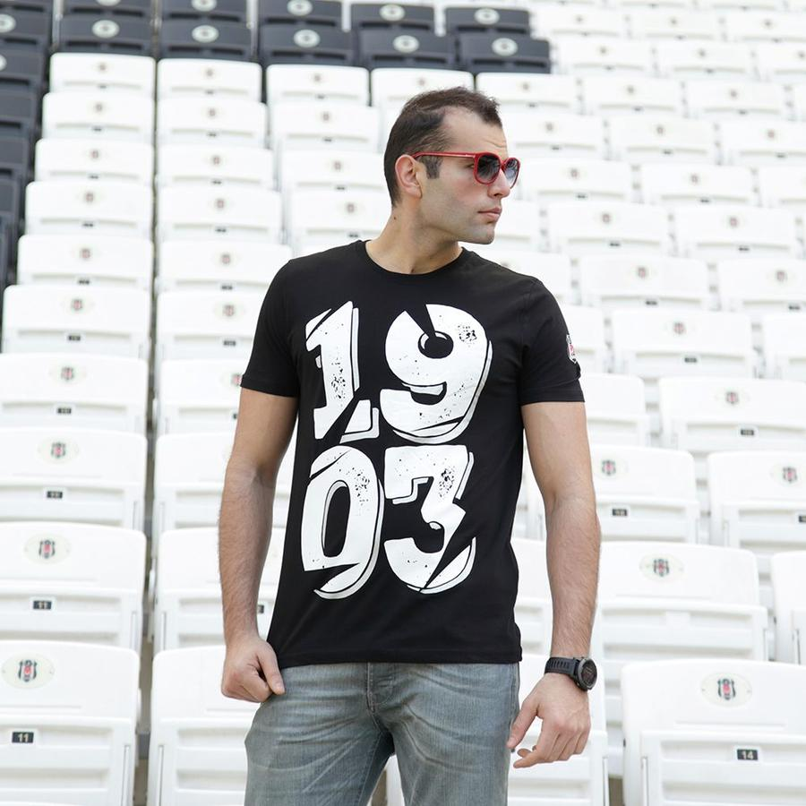 7717158 erk T-shirt siyah