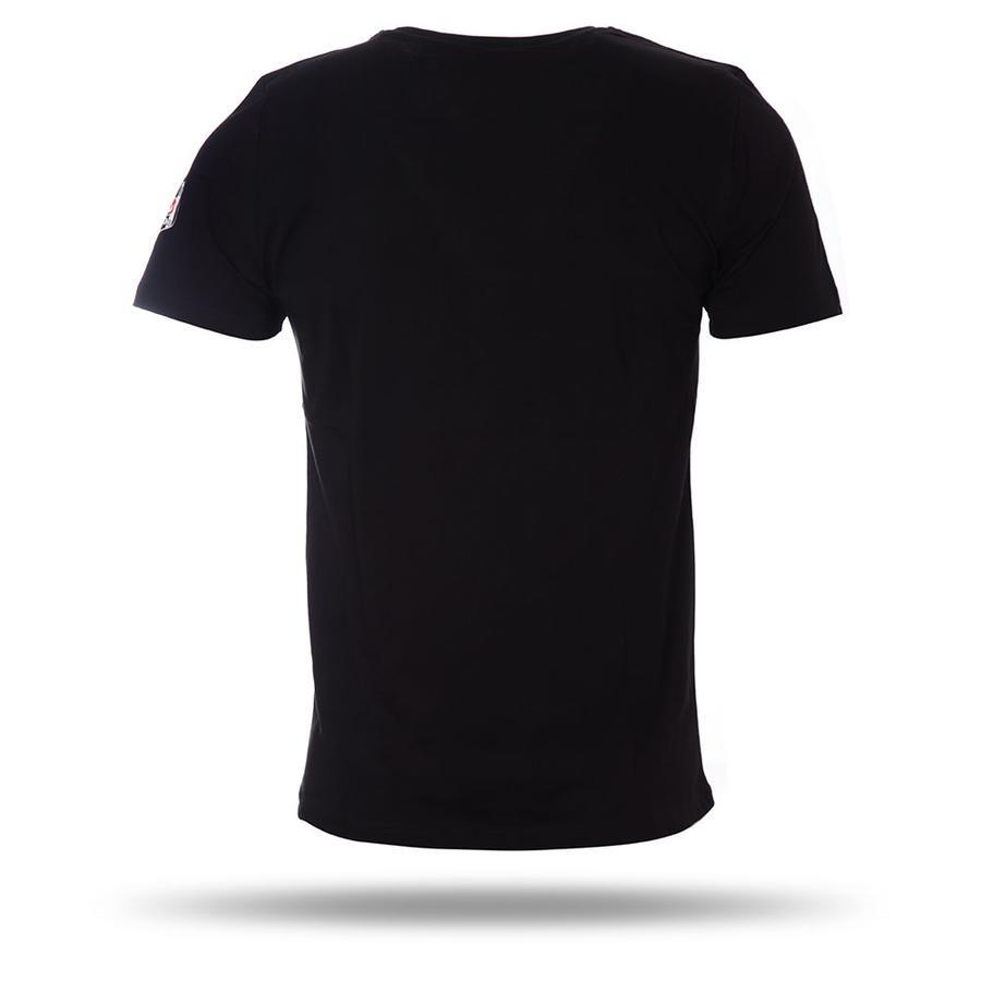 7717158 t-shirt homme noir