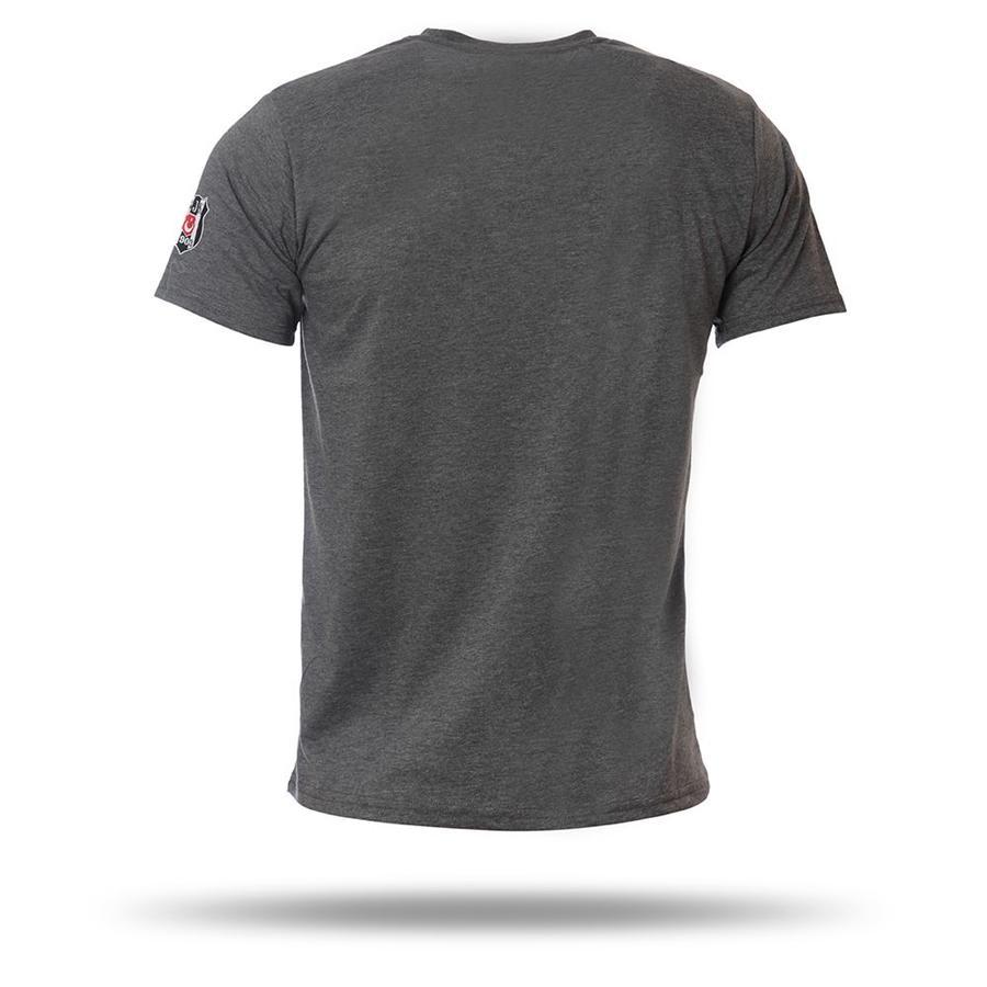 7717106 t-shirt herren anthrazit melange