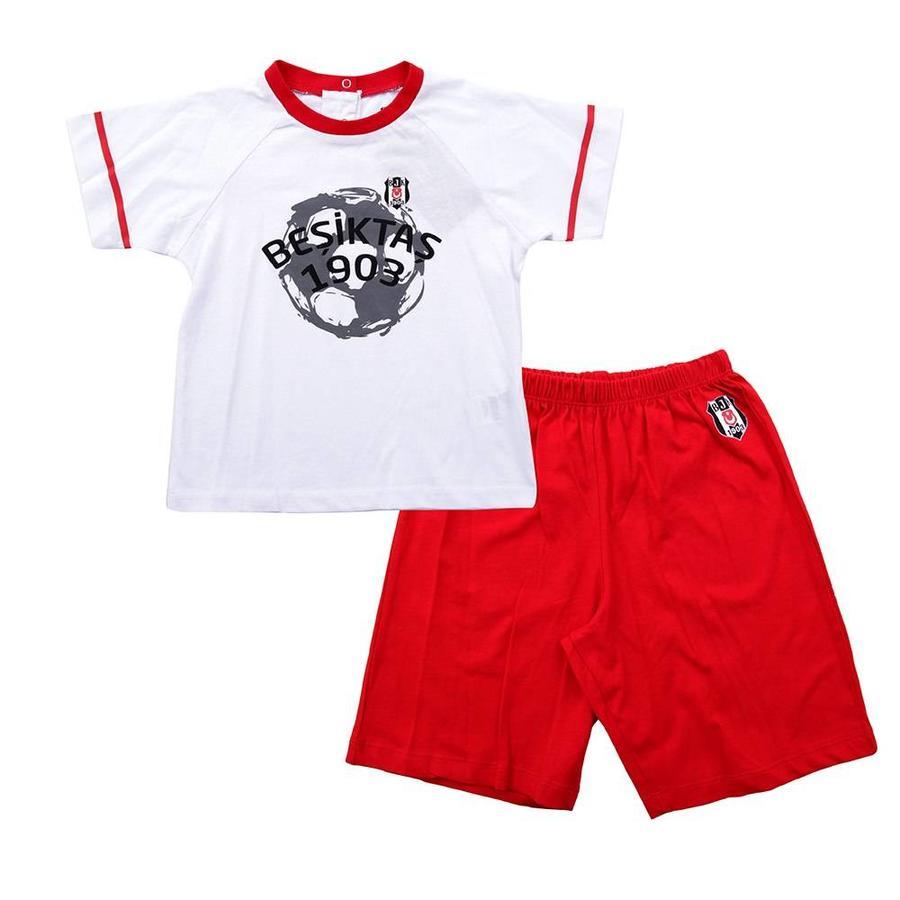 BJK tweedelig pak met short  baby 01