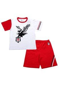 BJK zweiteilig outfit mit short kinder 01