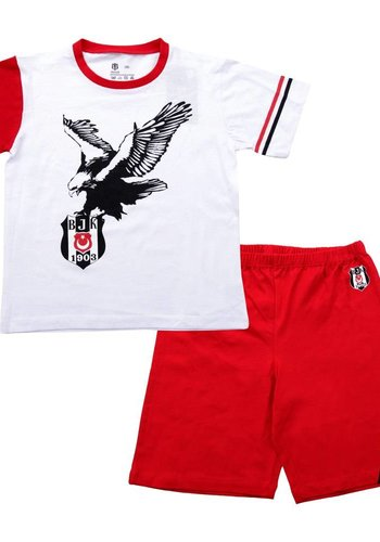 BJK two-piece outfit with Kids shorts 01