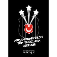 BJK 2016-2017 ŞAMP.BAYRAK 200*300