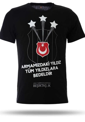 BJK 2016-2017 T-SHIRT CHAMP.