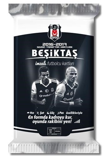 BJK 2016-2017 SEASON FAN CARD