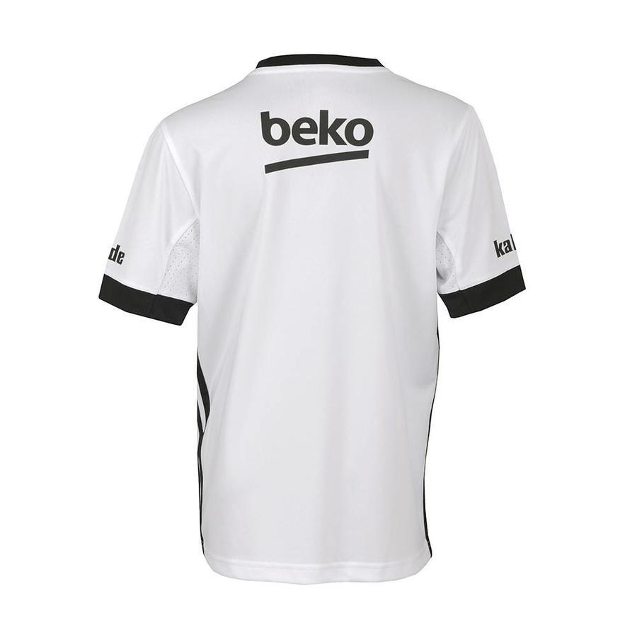 Beşiktaş Adidas maillot enfants 17-18 blanc