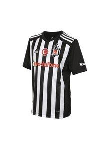 Beşiktaş Adidas maillot enfants 17-18 à rayures verticales