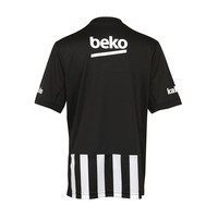 Beşiktaş Adidas kids football shirt 17-18 striped