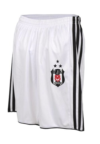 CI4527 BJK 17 HOME SHORT REP. YOUTH BEYAZ