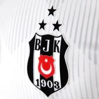 Beşiktaş Adidas football shirt 17-18 white