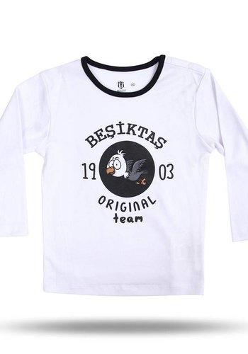 BJK BABY T-SHIRT 02 WHITE