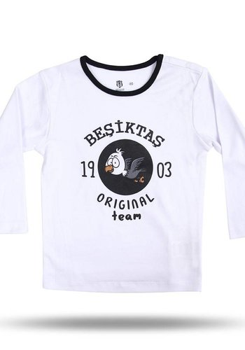BJK BABY T-SHIRT 02 WIT