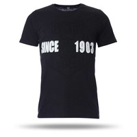 7718122 BJK MENS T-SHIRT BLACK