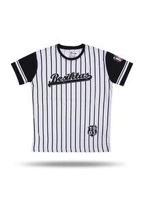 6718117 BJK KIDS T-SHIRT BLACK-WHITE