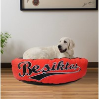 BJK Ring Bed Red