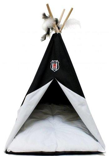 BJK Pet tent black