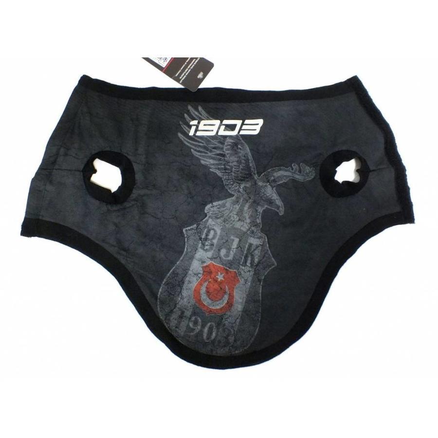 BJK Hond T-shirt zwart