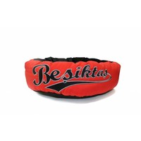 BJK Ronde bed rood