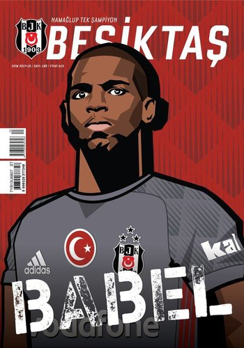 Beşiktaş Magazine 2017/10