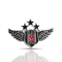 Beşiktaş 3 étoiles aigle rosette