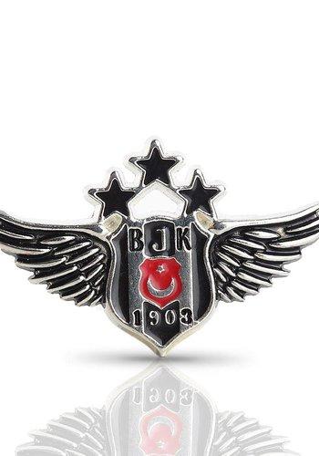 Beşiktaş 3 Stars Eagle Pin