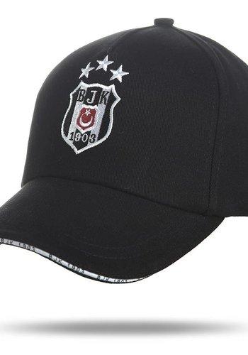 Beşiktaş Kappe 11 Schwarz