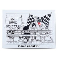 Beşiktaş ES40 Puzzle 20*27 99 st. İNANIN ÇOCUKLAR