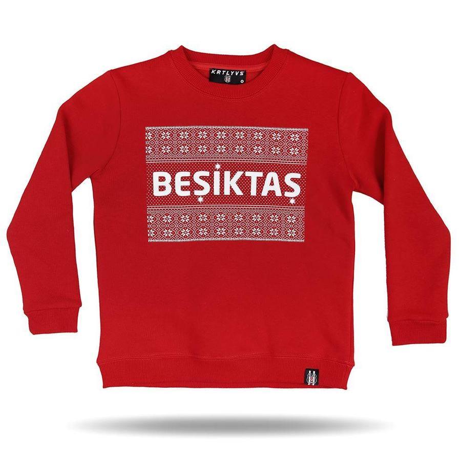 Beşiktaş Kids New Year Sweater